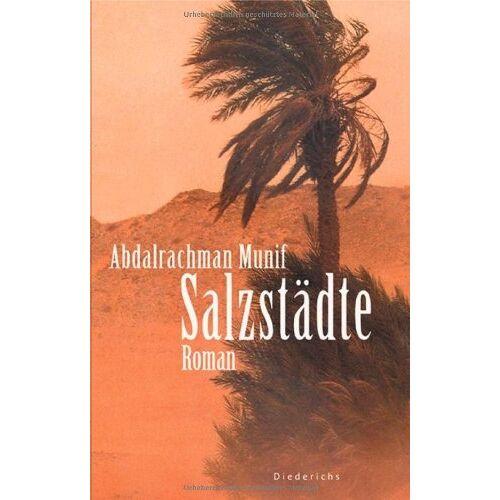 Abdalrachman Munif - Salzstädte - Preis vom 17.05.2021 04:44:08 h