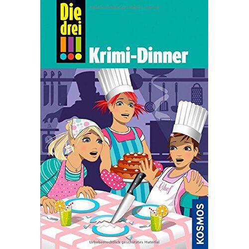 Henriette Wich - Die drei !!!, Bd. 51, Krimi-Dinner - Preis vom 15.06.2021 04:47:52 h