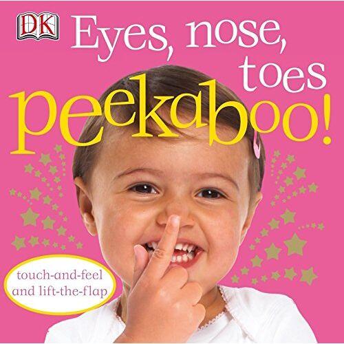 DK - Eyes, Nose, Toes Peekaboo! - Preis vom 12.06.2021 04:48:00 h