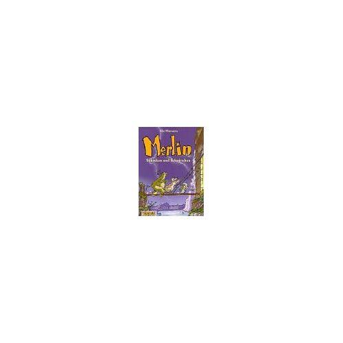 Joann Sfar - Merlin, Bd.1, Schinken und Schnittchen - Preis vom 22.06.2021 04:48:15 h