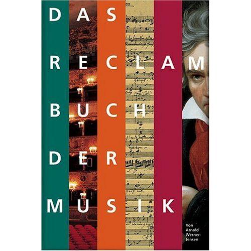 Jensen Das Reclam Buch der Musik - Preis vom 15.06.2021 04:47:52 h