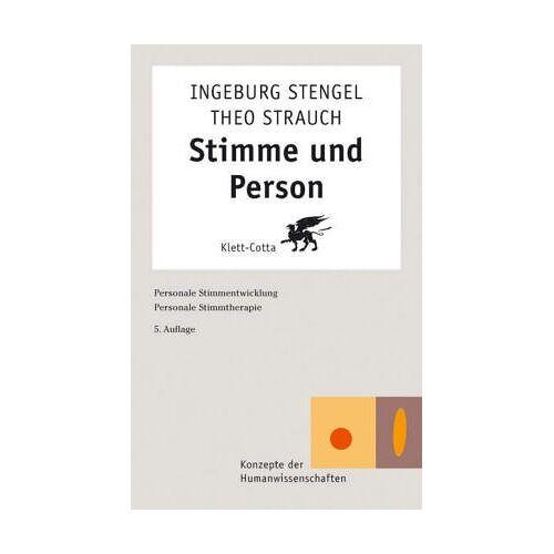 Ingeburg Stengel - Stimme und Person. Personale Stimmentwicklung. Personale Stimmtherapie - Preis vom 22.09.2021 05:02:28 h