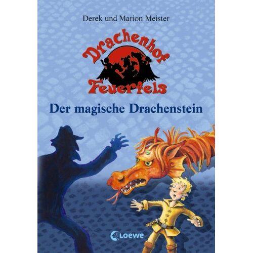 Derek Meister - Drachenhof Feuerfels Band 2 - Der magische Drachenstein - Preis vom 13.06.2021 04:45:58 h
