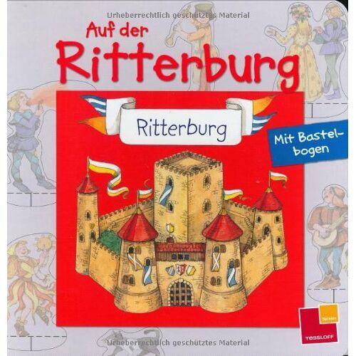 - Auf der Ritterburg. Pappebuch mit Bastelbogen - Preis vom 21.06.2021 04:48:19 h