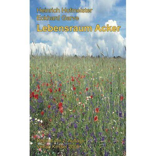 Heinrich Hofmeister - Lebensraum Acker - Preis vom 09.06.2021 04:47:15 h