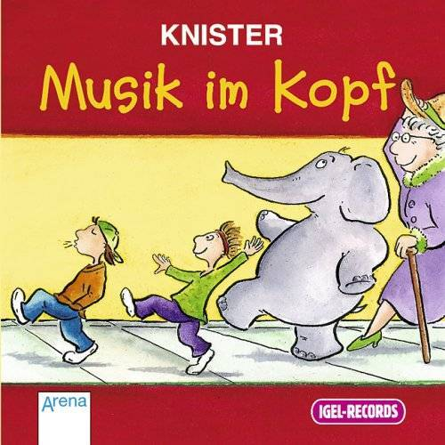 Knister - Musik im Kopf. CD - Preis vom 13.06.2021 04:45:58 h