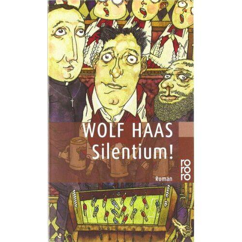 Wolf Haas - Silentium! - Preis vom 13.06.2021 04:45:58 h