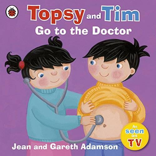 Jean Adamson - Topsy and Tim: Go to the Doctor (Topsy & Tim) - Preis vom 12.10.2021 04:55:55 h