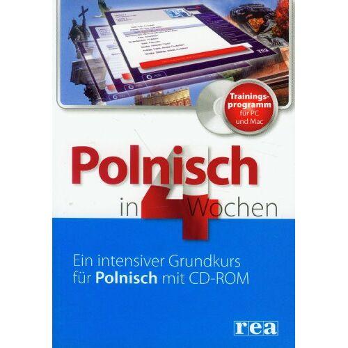 - Polnisch in 4 Wochen + CD - Preis vom 18.06.2021 04:47:54 h