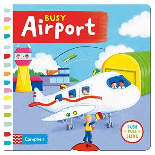 - Busy Airport (Busy Books, Band 1) - Preis vom 16.06.2021 04:47:02 h