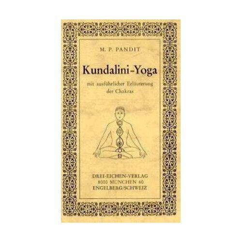 Pandit, Madhav P. - Kundalini - Yoga - Preis vom 16.10.2021 04:56:05 h