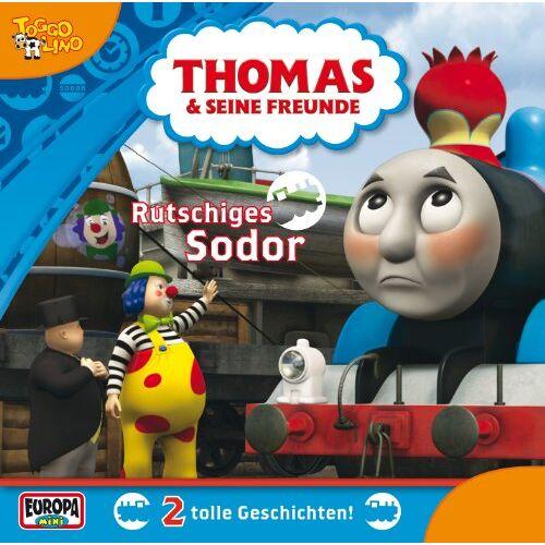 Thomas & Seine Freunde - 19/Rutschiges Sodor - Preis vom 13.06.2021 04:45:58 h