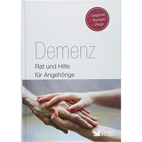 Reader's Digest: Verlag Das Beste GmbH - Demenz: Rat und Hilfe für Angehörige - Diagnose, Therapie, Pflege - Preis vom 01.08.2021 04:46:09 h