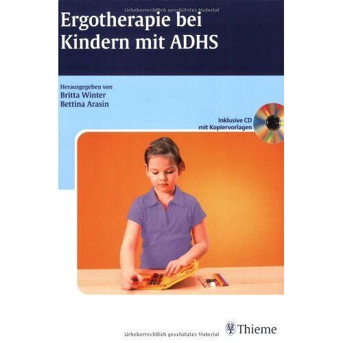 Britta Winter - Ergotherapie bei Kindern mit ADHS - Preis vom 16.06.2021 04:47:02 h