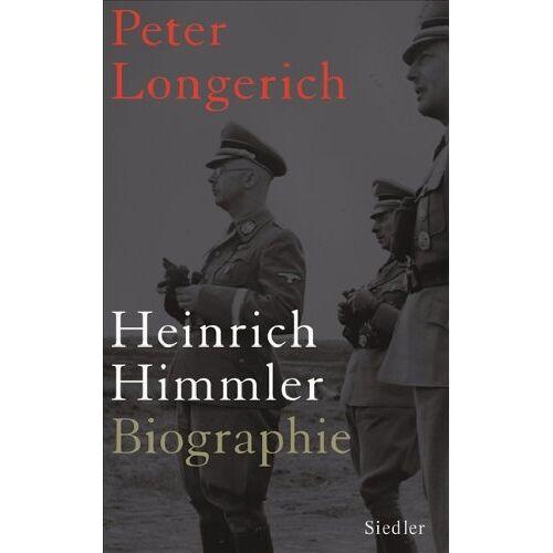 Peter Longerich - Heinrich Himmler: Biographie - Preis vom 21.06.2021 04:48:19 h