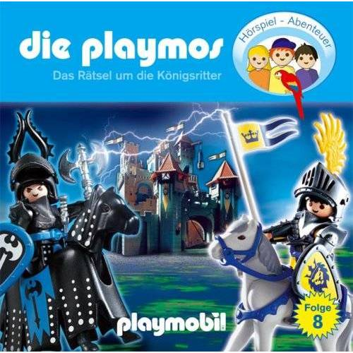 Rost, Simon X. - Die Playmos - Folge 8: Das Turnier auf der Königsritterburg. Hörspiel. - Preis vom 02.08.2021 04:48:42 h