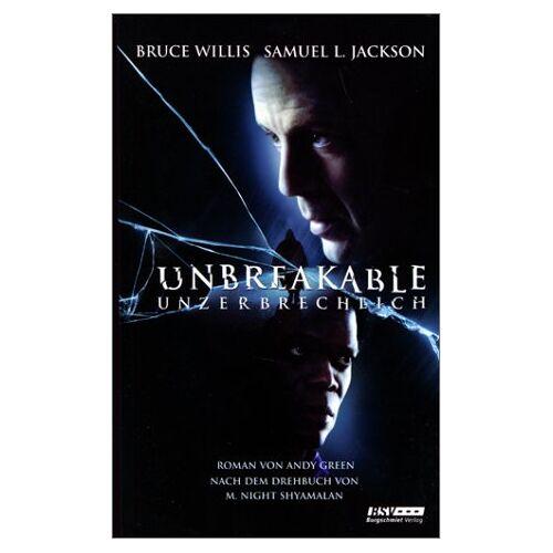 Andy Green - Unbreakable - Unzerbrechlich. Roman zum Film - Preis vom 27.07.2021 04:46:51 h