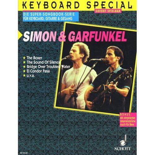 Michael Collins - Simon & Garfunkel: Keyboard, Gitarre und Gesang. (Keyboard Special) - Preis vom 13.06.2021 04:45:58 h