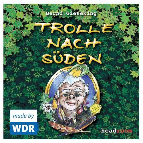 Bernd Gieseking - Trolle nach Süden. 2 CDs - Preis vom 14.06.2021 04:47:09 h