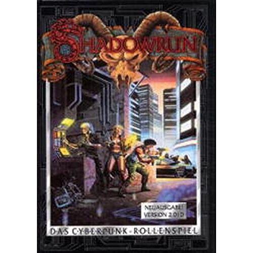Bob Charette - Shadowrun 2.01D: Das Cyberpunk-Rollenspiel - Preis vom 17.06.2021 04:48:08 h