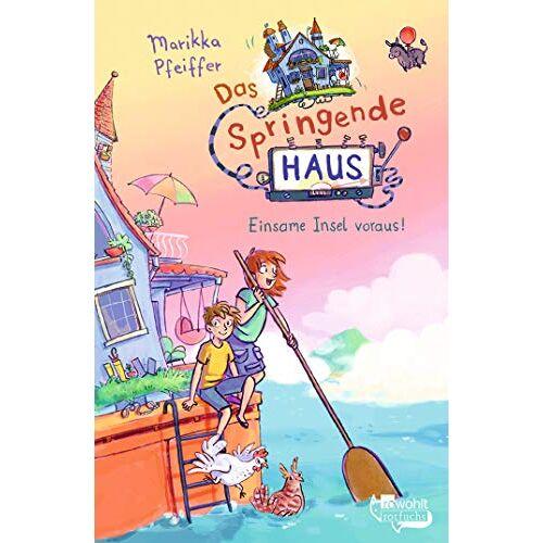 Marikka Pfeiffer - Das Springende Haus. Einsame Insel voraus! (Springendes Haus, Band 4) - Preis vom 11.06.2021 04:46:58 h