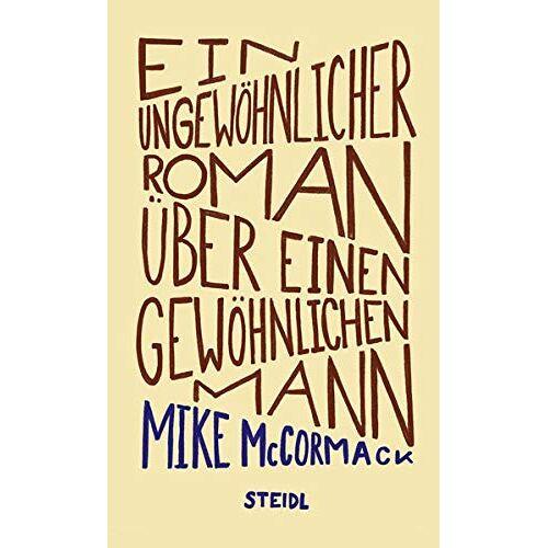 Mike McCormack - Ein ungewöhnlicher Roman über einen gewöhnlichen Mann - Preis vom 18.06.2021 04:47:54 h