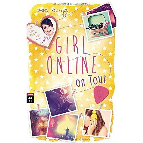 Zoe Sugg alias Zoella - Girl Online on Tour - Preis vom 17.06.2021 04:48:08 h