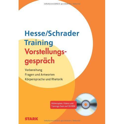 Jürgen Hesse - Vorstellungsgespräch / Training - Vorstellungsgespräch:Vorbereitung - Fragen und Antworten - Körpersprache und Rhetorik - Preis vom 16.05.2021 04:43:40 h