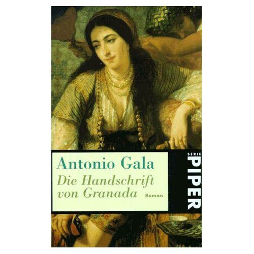 Antonio Gala - Die Handschrift von Granada - Preis vom 15.06.2021 04:47:52 h
