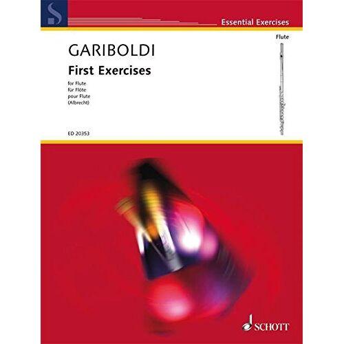 Stefan Albrecht - First Exercises: op. 89. Flöte. (Essential Exercises) - Preis vom 16.06.2021 04:47:02 h