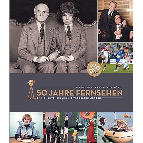 Hörzu - Eine Zeitreise durch 50 Jahre Fernsehen. Die Goldene Kamera: TV-Momente, die wir nie vergessen werden - Preis vom 13.06.2021 04:45:58 h