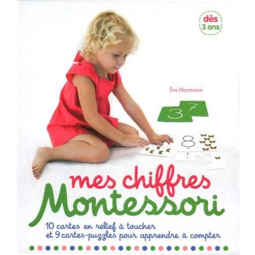 - Mes chiffres montessori - Preis vom 24.07.2021 04:46:39 h