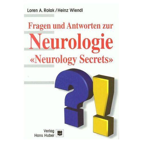 Rolak, Loren A. - Fragen und Antworten zur Neurologie: Neurology Secrets - Preis vom 28.07.2021 04:47:08 h