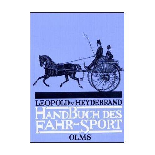 Leopo Heydebrand und der Lasa - Handbuch des Fahr-Sport - Preis vom 13.06.2021 04:45:58 h