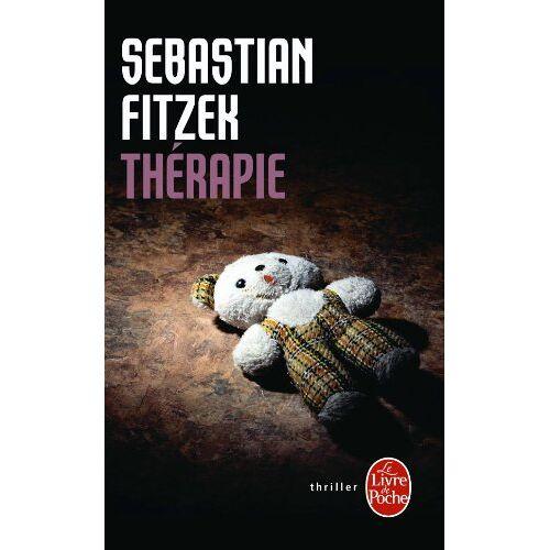 Sebastian Fitzek - Therapie (Le Livre de Poche) - Preis vom 25.09.2021 04:52:29 h