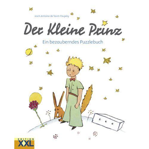 Saint-Exupéry, Antoine de - Der Kleine Prinz - Puzzlebuch: Ein bezauberndes Puzzlebuch - Preis vom 23.09.2021 04:56:55 h