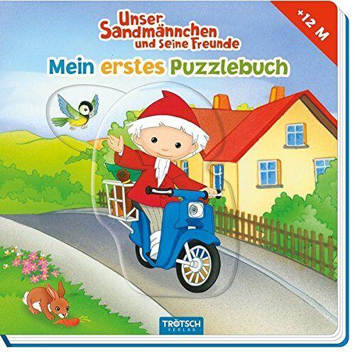 Trötsch Verlag e.K. - Mein erstes Puzzlebuch Unser Sandmännchen - Preis vom 13.06.2021 04:45:58 h