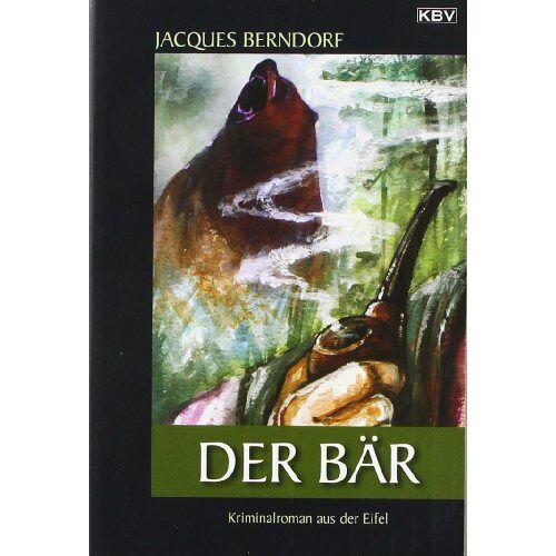 Jacques Berndorf - Der Bär - Preis vom 17.06.2021 04:48:08 h