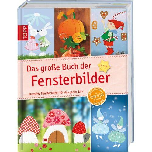 - Das große Buch der Fensterbilder: Kreative Fensterbilder für das ganze Jahr - Preis vom 14.06.2021 04:47:09 h