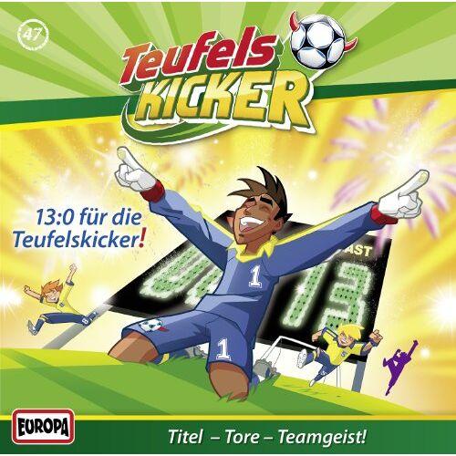 Teufelskicker - 47/13:0 für die Teufelskicker! - Preis vom 09.06.2021 04:47:15 h