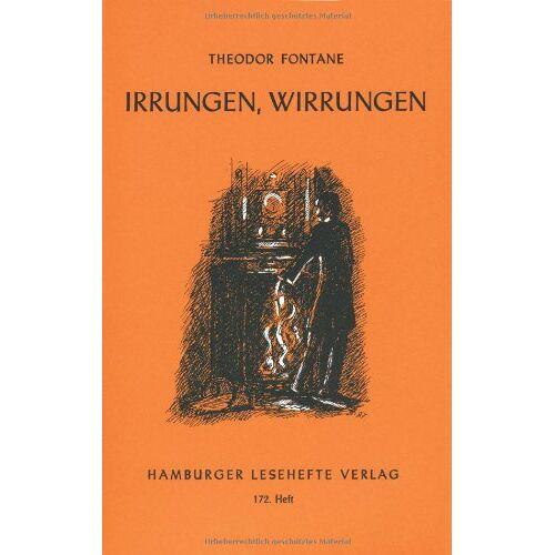 Theodor Fontane - Irrungen, Wirrungen - Preis vom 20.06.2021 04:47:58 h