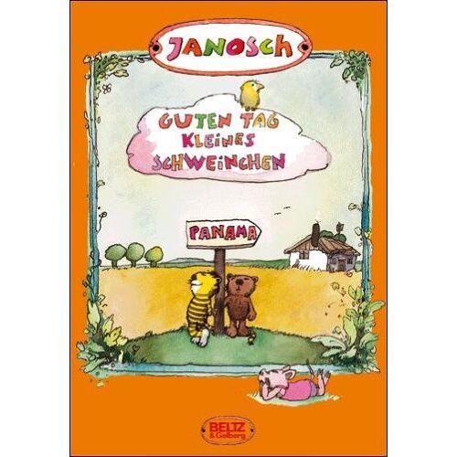 Janosch - Guten Tag, kleines Schweinchen - Preis vom 21.06.2021 04:48:19 h