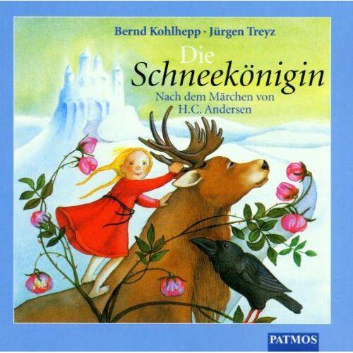 Bernd Kohlhepp - Die Schneekönigin, 1 Audio-CD - Preis vom 12.06.2021 04:48:00 h
