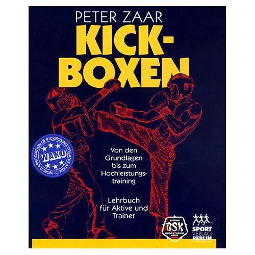 Peter Zaar - Kickboxen - Preis vom 12.06.2021 04:48:00 h