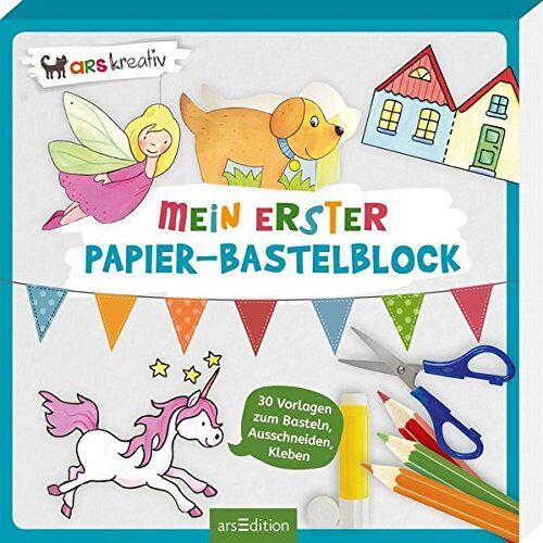 - Mein erster Papier-Bastelblock - Preis vom 22.06.2021 04:48:15 h