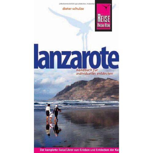 Dieter Schulze - Lanzarote - Preis vom 02.08.2021 04:48:42 h