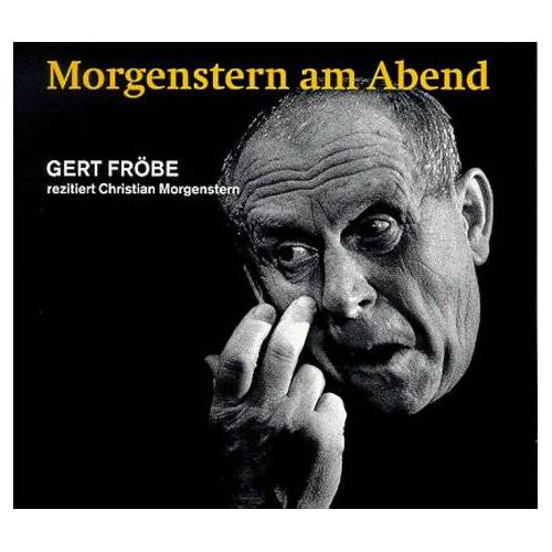 Christian Morgenstern - Morgenstern am Abend. CD - Preis vom 16.06.2021 04:47:02 h