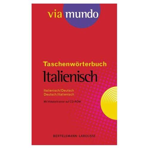 - Via mundo. Taschenwörterbuch Italienisch. Italienisch- Deutsch / Deutsch - Italienisch - Preis vom 11.10.2021 04:51:43 h