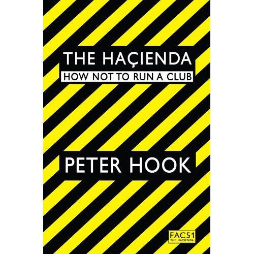 Peter Hook - Hacienda - Preis vom 22.06.2021 04:48:15 h