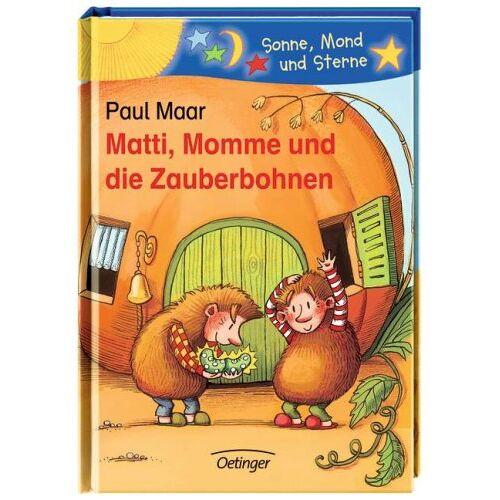 Paul Maar - Matti, Momme und die Zauberbohnen - Preis vom 12.06.2021 04:48:00 h